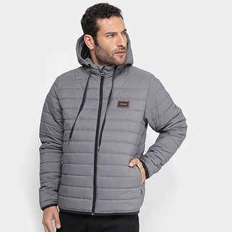 Jaqueta Quiksilver Puffer Whole Day Masculina 9f5905c76fe4a