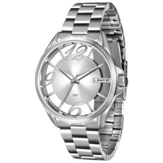3a6e82a3de4 Relógio Feminino Lince Analógico Lrm604l S2sx