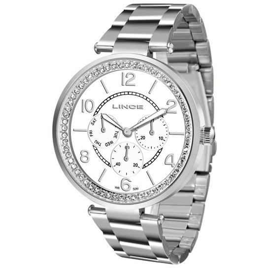7a04b830668 Relógio Lince Feminino Lmmj068L B2Sx - Compre Agora