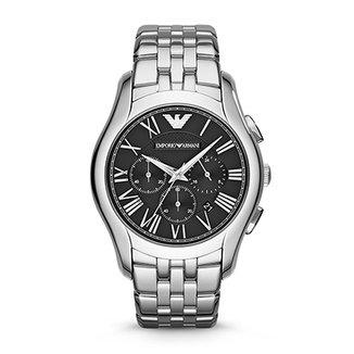 f0f03d61fdb Relógio Emporio Armani Analógico AR17861PN Masculino