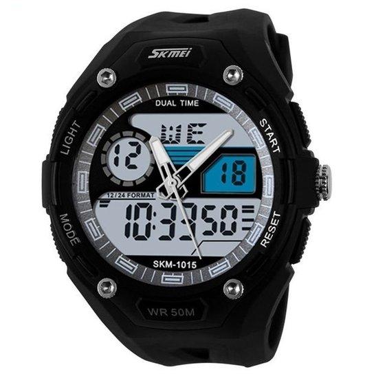 c3b45d54c9d Relógio Skmei Anadigi 1015 - Compre Agora