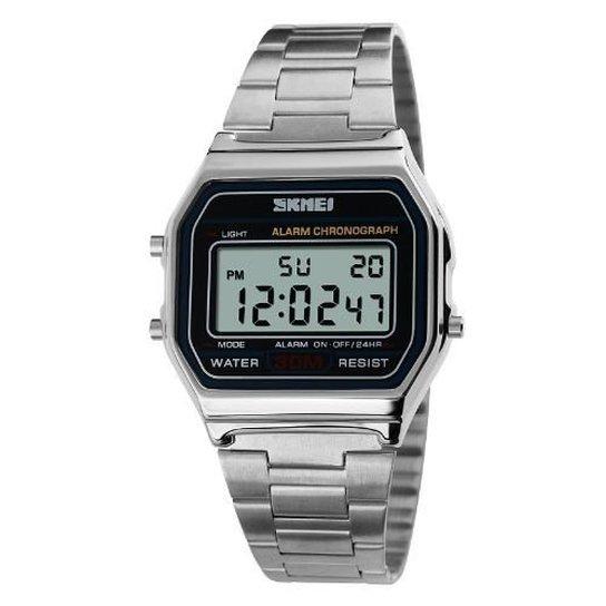 b22107f196f Relógio Skmei Digital 1123 - Compre Agora