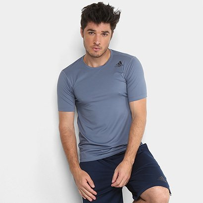 Camiseta Adidas Freelift Fitted Masculina