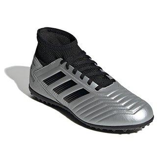 8029df6c189aa Chuteira Society Infantil Adidas Predator 19 3 TF