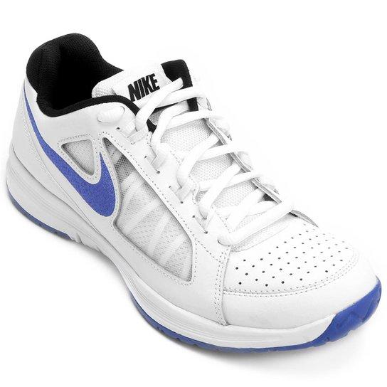 0b352ca521 Tênis Nike Air Vapor Ace Masculino - Branco+Azul Claro