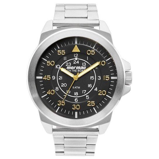 Relógio Mormaii Masculino Mo2035Hr 3P - Compre Agora   Netshoes 16b6198d8b