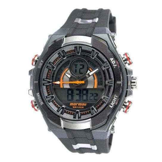 9dfbdb21820a4 Relógio Mormaii Masculino - BT057A 8L BT057A 8L - Compre Agora ...