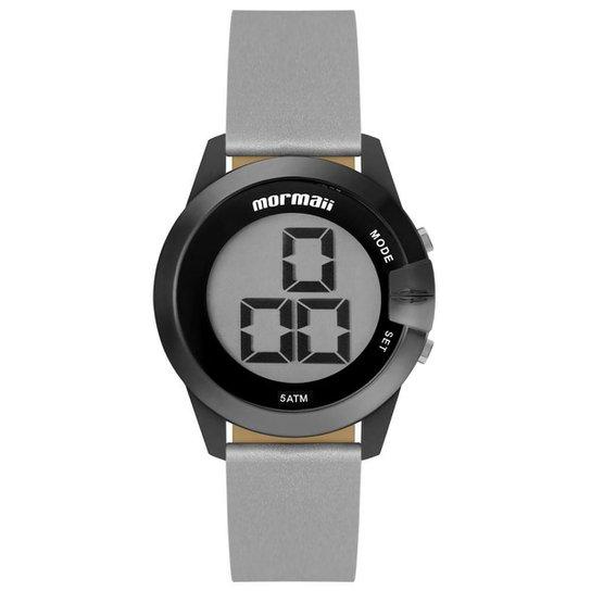 4c42b5f477d84 Relógio Mormaii Interestelar Feminino - Prata - Compre Agora