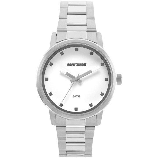 Relógio Mormaii Loyal Masculino - Prata - Compre Agora   Netshoes 461eb1e4e3