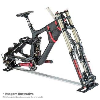 11922429a Suporte de Alumínio para Fixar Road Bike em Transporte Evoc