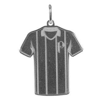 Pingente Infantil Palmeiras Camisa Listrada 2562966b7860e