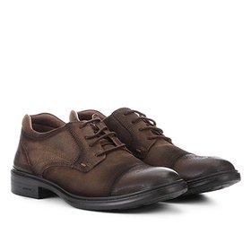 dd0fd9e46e Sapato Casual Kildare Filey Camurça Masculino