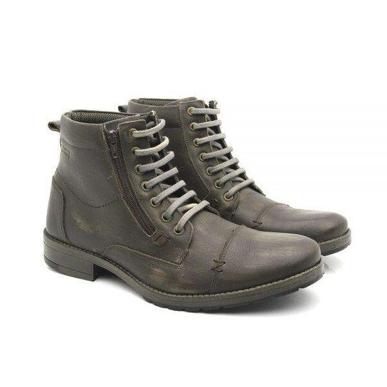 8782cfe2c0 Bota Venetto em Couro Rock Adventure Masculino - Compre Agora   Netshoes