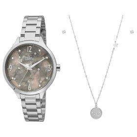 Kit Relógio Allora Feminino AL2035FHO K4L - Compre Agora   Netshoes 6e1b40e50f