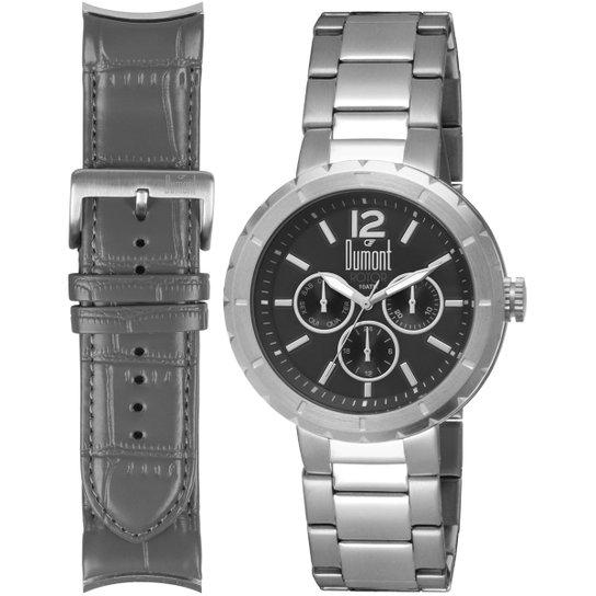 3c45f78cc9d Relógio Dumont Analógico Rotor - Compre Agora
