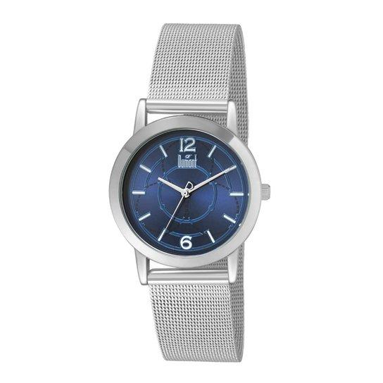 8f4652c0139 Relógio Dumont Slim - Prata - Compre Agora