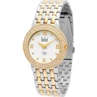 20aecafc3d5 Relógio Feminino Analógico Dumont Sp75552 5B