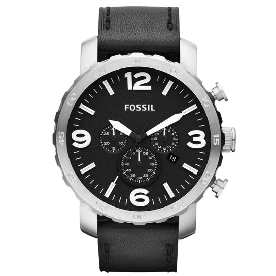 36d55bdceb0 Relógio Fossil Masculino Fs4735 Compre Agora Netshoes