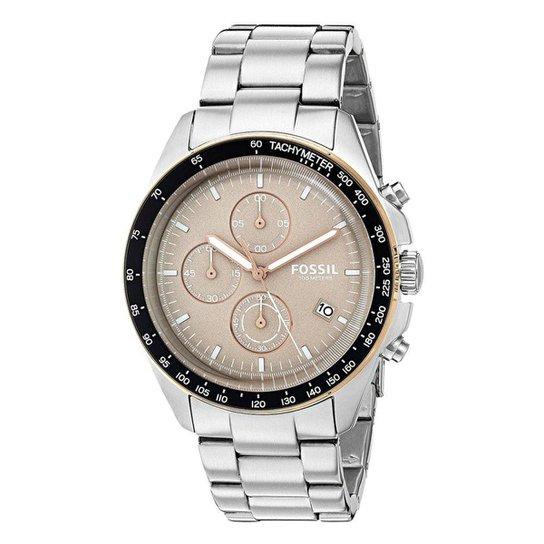 Relogio Fossil - Ch3036 - Prata - Compre Agora   Netshoes 294139cad4