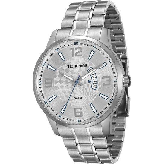 317f6040bc2 Relógio Mondaine AÇO 27 - Compre Agora