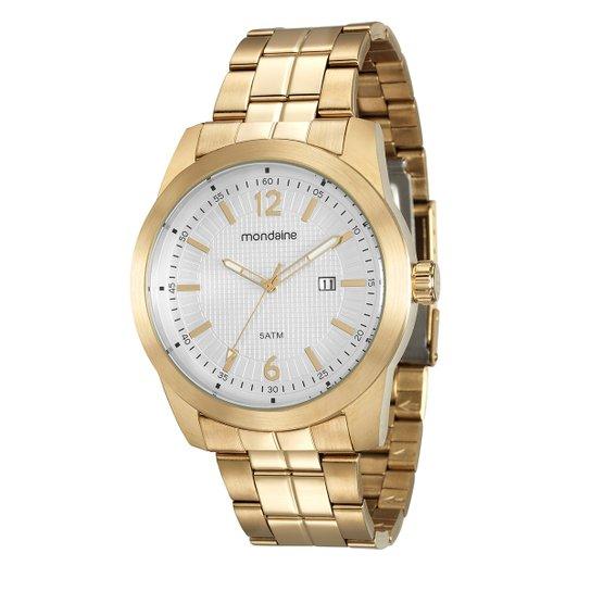dbc622eecf4 Relógio Mondaine Analógico Aço 99116GPMVDA1 Masculino - Compre Agora ...