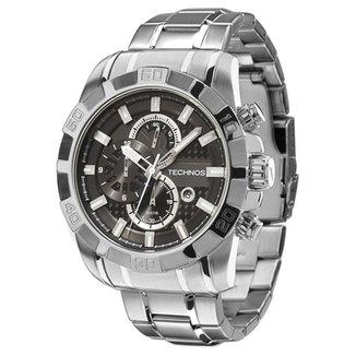 7f4491875e Relógio Technos Pulseira de Aço