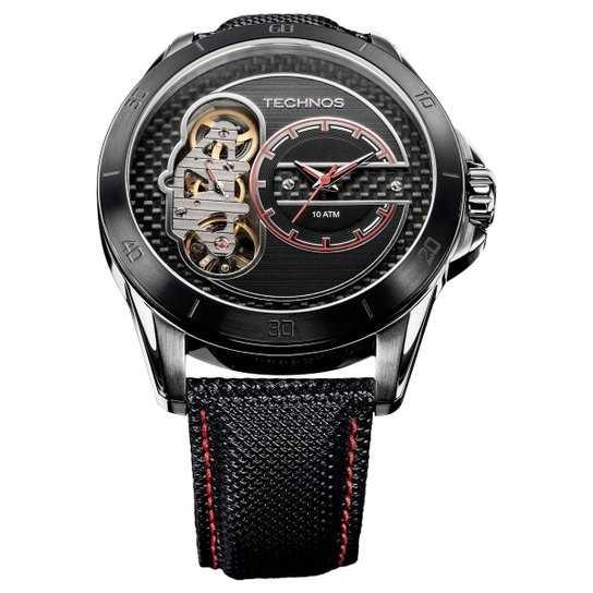f1499058ae8 Relógio Technos Textura - Compre Agora