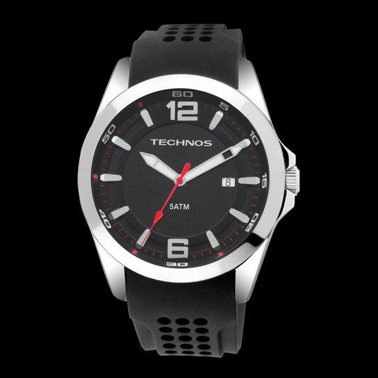 136340a4859 Relógio Technos Pulseira Silicone - Compre Agora