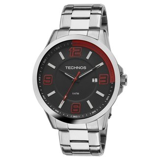 660eda72c3d Relógio Technos Pulseira de Aço