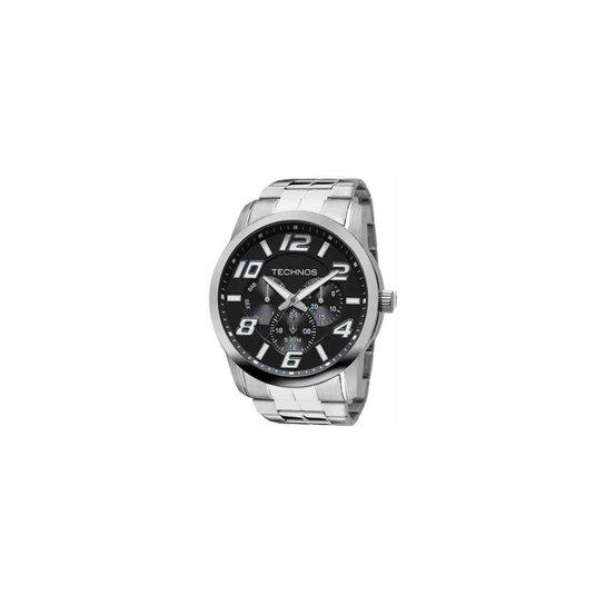220bd17691 Relógio Technos Performance Racer 6P29Aft 1P - Prata - Compre Agora ...