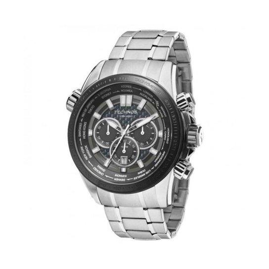 46a08e0144e Relógio Technos Performance Sports Carbon OS2AAK 1K 48mm - Compre ...