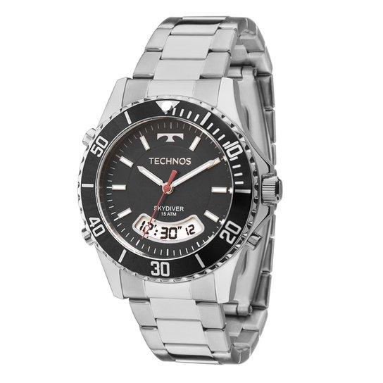 13f499f0603 Relógio Technos Masculino T205JB1P - Compre Agora