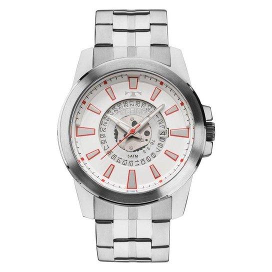218a3b9460 Relógio Technos Masculino 2117LAH 1B - Compre Agora