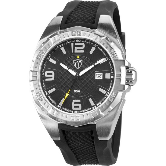 Relógio Masculino Technos Analógico Esportivo - Compre Agora   Netshoes e8a9fb6d2f