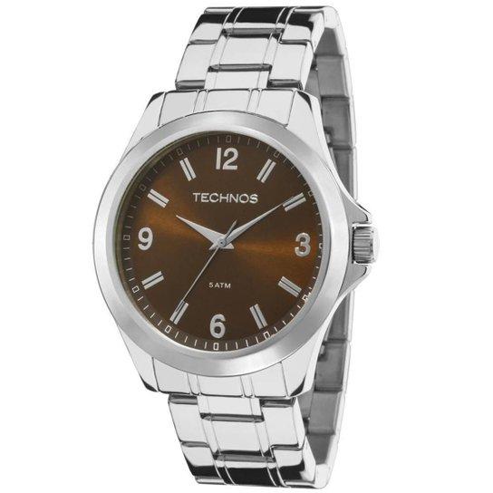 5a0e5130d02 Relógio Technos Masculino Analógico Classic Steel - Compre Agora ...