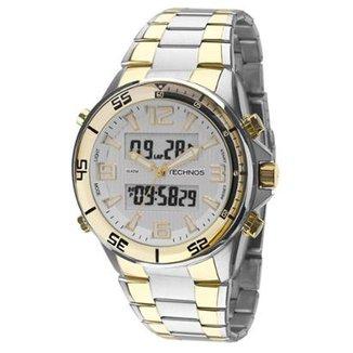 10167037af0 Relógio Feminino Technos Analogico Elegance Ladies