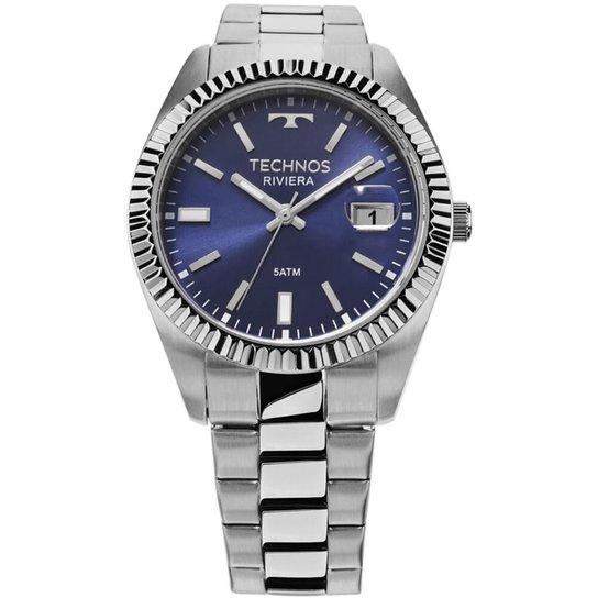 Relógio Technos Riviera Masculino 2415CI 1A - Compre Agora   Netshoes 7963d8c5e5