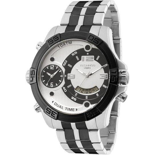 0c6cdb1f878 Relógio Masculino Technos Analógico Casual T205fv  - Compre Agora ...
