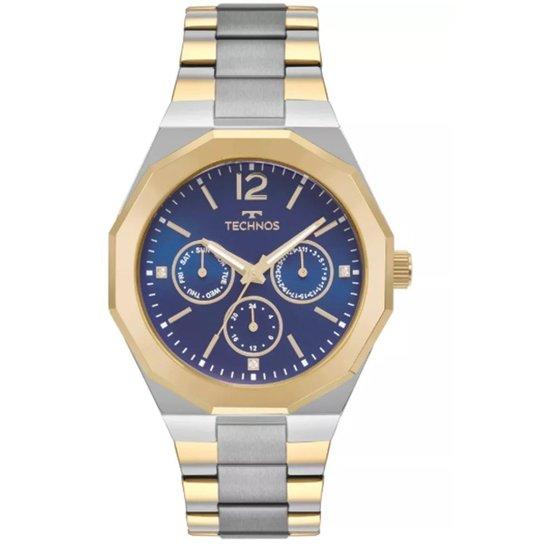 8660fabe05e Relógio Feminino Technos 6P29ajd 4A - Prata - Compre Agora