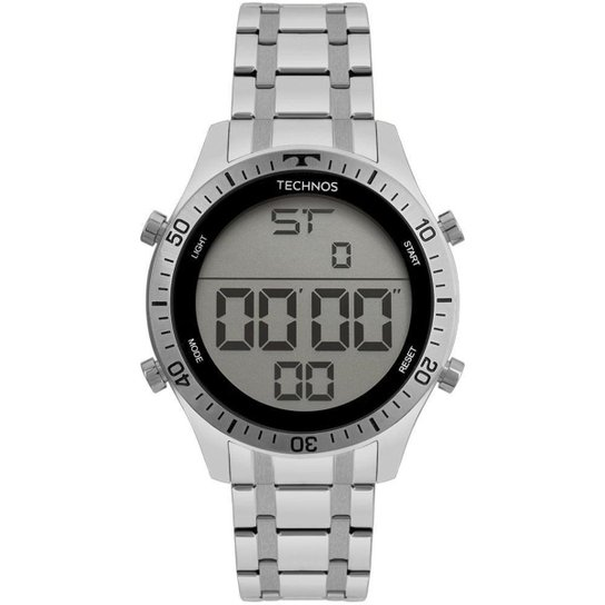 e526c151ceb Relógio Technos Masculino Racer - T02139AC 1C T02139AC 1C - Prata ...