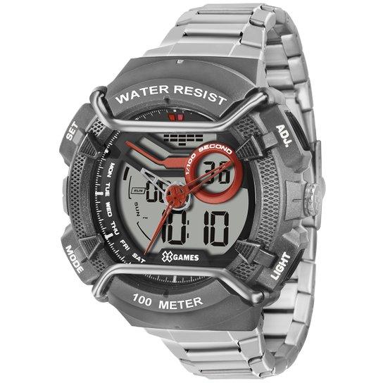 604d17cac6a Relógio X-Games Ana-Digi - Compre Agora