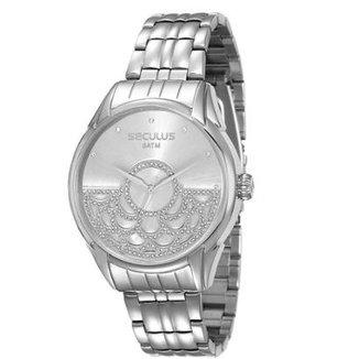 56aca4fb464 Relógio Feminino Seculus Analógico 28652L0svna2