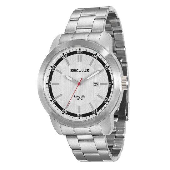 c6584c09d Relógio Seculus Analógico 28850G0SVNA2 Masculino - Compre Agora ...