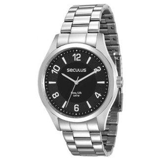 ff5bcd36529 Relógios Seculus Masculinos - Melhores Preços