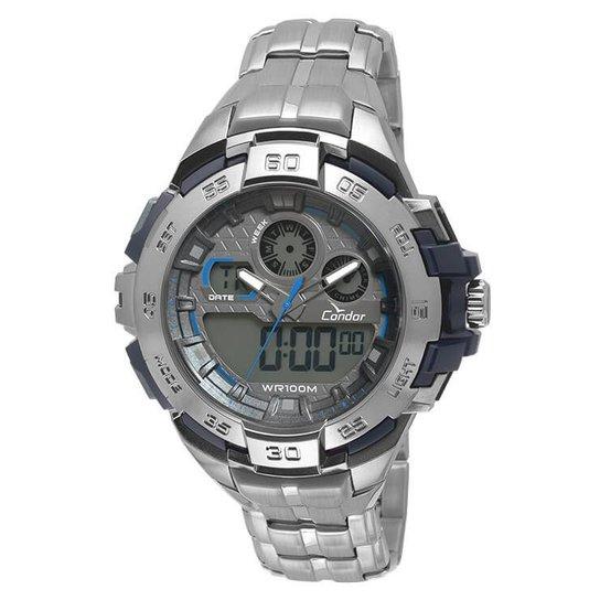 Relógio Condor Masculino Anadigi Co1154Br 3A - Compre Agora   Netshoes dbc9972fbf