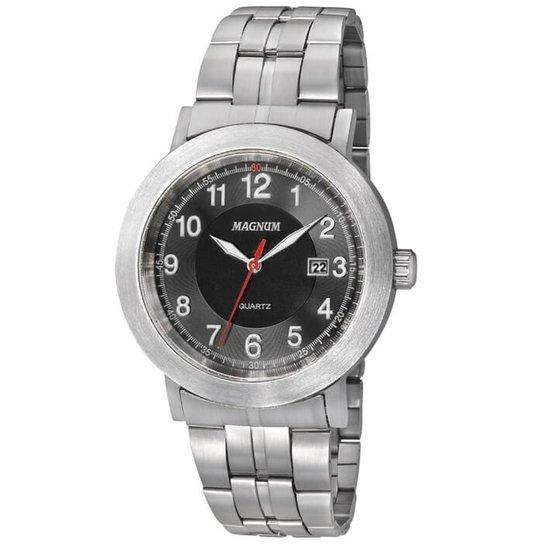 47a76197c4c Relógio Magnum Masculino MA31159T - Compre Agora