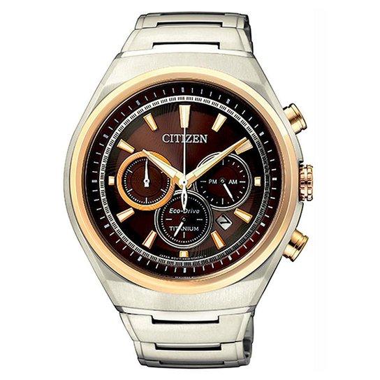 74b7ccebf96 Relógio Citizen Masculino Titanium - TZ30259R - Prata - Compre Agora ...
