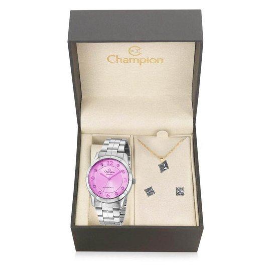 f8781a317d7 Relógio Feminino Champion Passion Analógico - Compre Agora