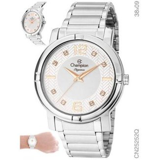 a5dd8702a3a Relógios Champion Femininos - Melhores Preços