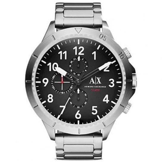 940f1e3e81a Relógio Armani Exchange AX1750 1PN 48mm - Prata - Compre Agora ...
